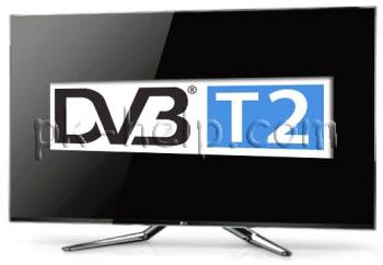 Фото Функция DVB-T2 в телевизоре