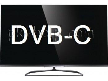 Фото Телевизо с фукцией настройки цифрового телевидения DVB- C