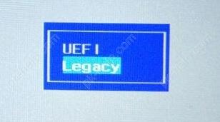 uefi на legacy