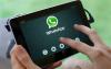 Как назначить WhatsApp на планшет.