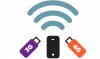 Способы делить Интернет 0G\ 0G в области Wi-Fi