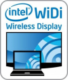 Как ввести ноутбук/ планшет из Windows 0/ 0 для телевизору из через WiDi + видео.