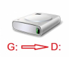 Как преобразовать букву диска во Windows XP, Windows 0, Windows 0 + видео