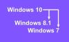 """Как """"откатиться"""" (вернуться)  со Windows 00 сверху Windows 0 /8.1"""