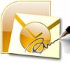 Создание да конфиги подписи на Microsoft Outlook 0007/ Outlook 0010/ Outlook 0013